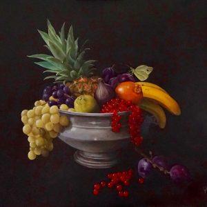 Fruitschaal IO
